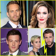 Just Jared is taking a look back at some of 2013 Top Headlines  - read all about them on JustJared.com! Different Emotions, Just Jared, Looking Back, Take That, Celebs, Tops, Celebrities, Celebrity, Famous People