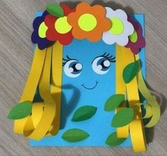 Spring Crafts For Kids, Crafts For Boys, Toddler Crafts, Fall Crafts, Diy For Kids, Easy Paper Crafts, Paper Crafting, Diy And Crafts, Arts And Crafts