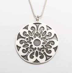 Sigal Jacoby's Pendant Silver 925
