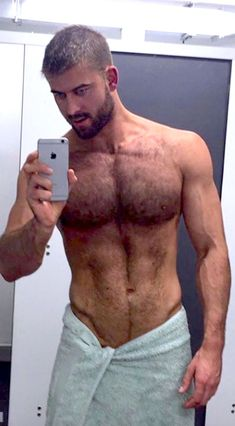 Can look mirror selfies guy cock for