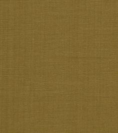 Home Decor Solid Fabric-Robert Allen Zahara Sand