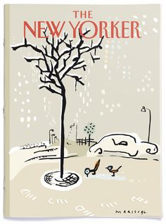 Javier Mariscal – New Yorker cover