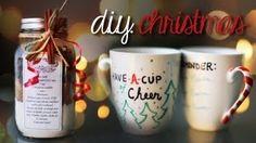 Easy and Cheap DIY Christmas Present Ideas