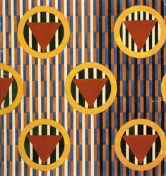 Liubov Popova, textile design Radical chic: Avant-garde fashion design in the Soviet 1920s | The Charnel-House