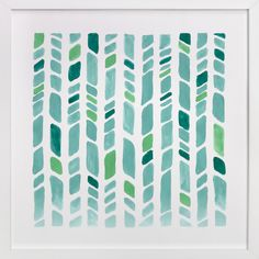 Intermittent by Smudge Design at minted.com