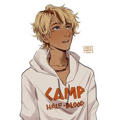 turnawaynow: Dump. Just some pjo stuff last yr that i never posted :p