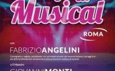 Stage di Musical a Roma con Fabrizio Angelini #musical