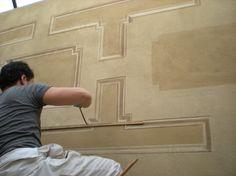 DECORAZIONI AMBIENTI - DecorazioniPittura e Restauro Tiziano