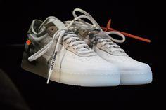 "Virgil Abloh x Nike ""The Ten"" Air Force 1"