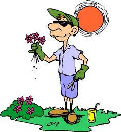 gardener clip Art | Clip art » Gardening Clip art