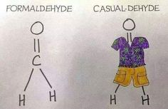 "139.3k Likes, 2,500 Comments - 9GAG: Go Fun The World (@9gag) on Instagram: ""Casual dehyde looking like Bruno Mars Follow @9gag #9gag #chemistry"""