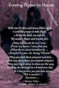 Prayer to Hecate
