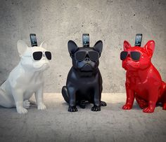 No you don't need an iPhone dock that looks just like a French Bulldog, but is there anything on this site that you do really need? The french bulldog speaker has a dock on the top of it to make it lo...