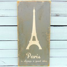 Paris Sign now featured on Fab.