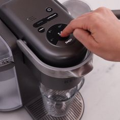 Fall season calls for the perfect latte. Craft yours with ease using the K-Café - Coffee Maker - Ideas of Coffee Maker - Fall season calls for the perfect latte. Craft yours with ease using the K-Café brewer. Cappuccino Maker, Cappuccino Machine, Espresso Maker, Coffee Machine, Espresso Machine, Latte Machine, Percolator Coffee Maker, Drip Coffee Maker, Coffee Cups