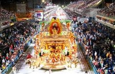 Rio De Janeiro Carnival. Wow. #ExpediaThePlanetD