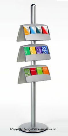 brochure display racks - Google Search