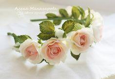Фотографии Цветы из фоамирана