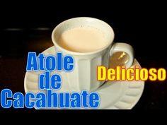 ATOLE DE CACAHUATE :: Receta de marigom@re-zetas.com :: Re-zetas.com