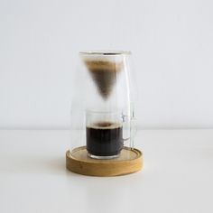New pour-over coffee maker from Craighton Berman