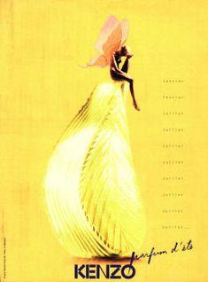 Parfum d'Ete by Kenzo (1996).