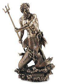Figura de Poseidón