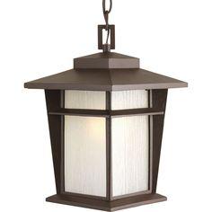 Loyal 1 Light Outdoor Hanging Lantern