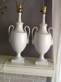 Rare GIO PONTI For Richard Ginori White Porcelain by musteredgrace, $1900.00