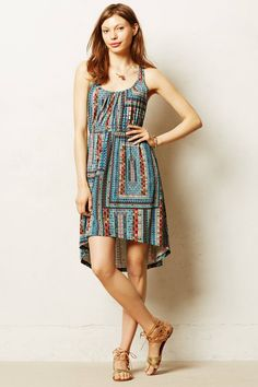 Laguna Racerback Dress - anthropologie.com