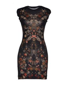 I found this great ALEXANDER MCQUEEN Short dress on yoox.com. Click on the image above to get a coupon code for Free Standard Shipping on your next order. #yoox
