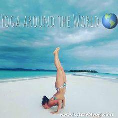 Yoga around the world  #yogablog #reiseblog #madagascar #nosyiranja