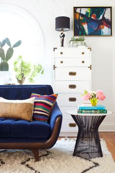 Emily Henderson Living Room | Fuji Files for Camille Styles