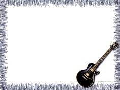 Guitar PowerPoint Background | PowerPoint Background & Templates