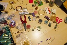 Francine's Place: Handmade jewelry workshop