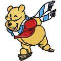 Winnie Pooh Skating