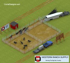 Free rodeo and corral system design and equipment locator Cattle Farming, Livestock, Cow Pen, Cattle Trailers, Cattle Corrals, Great Falls Montana, Show Cows, Highland Cattle, Barns Sheds