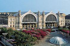 Gare de Tours - XIXème