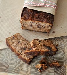 Recept: paleo banánkenyér – Masni Banana Bread, Clean Eating, Food And Drink, Healthy Recipes, Cukor, Desserts, Diets, Tailgate Desserts, Eat Healthy