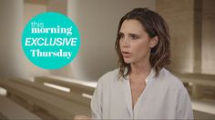 Ahead of Victoria Beckham's interview with This Morning, ITV releases a preview…
