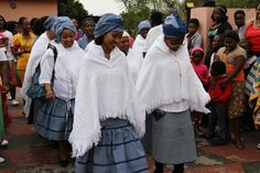 Traditional Tswana Attire - Google Search