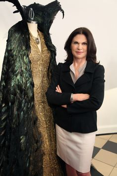 Snow White and the Huntsman Costume Designer Colleen Atwood-   This woman is amazing. Those costumes were off the charts.