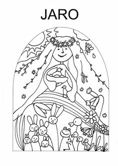 J Weather For Kids, Weather Art, Spring Activities, Craft Activities, School Art Projects, Art School, Seasons Of The Year, Spring Crafts, Coloring Pages