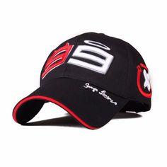 2b6083e2f80 99 Jorge Lorenzo Hats for Men Racing Cap Cotton GP Motorcycle Racing  Baseball Caps