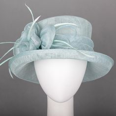 Ice Blue, perfect for those winter weddings
