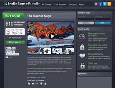 Indie Game Stand helps developers sell their games easier
