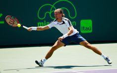 Alexander Dolgopolov Photos - Miami Open Tennis - Day 8 - Zimbio