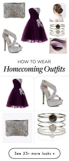 """Homecoming"" by gracemay877 on Polyvore featuring Accessorize"