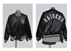 Oakland Raiders jacket