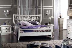 www.cordelsrl.com    #bed#white#handmade product