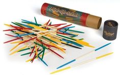 'Pick up sticks' rocked - this one's flagged as a future gift for sure.
